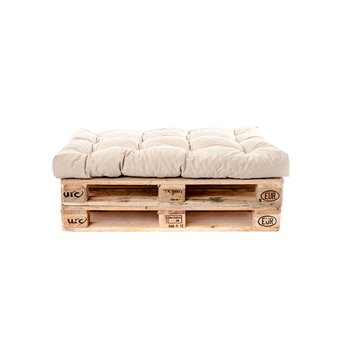 Pallet Sofa Cushions Waterproof Fabric Euro Pallet Size For Outdoor