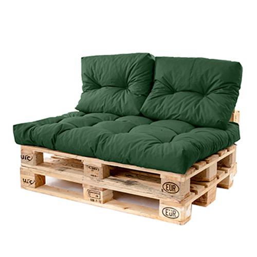 Pallet Sofa Cushions Waterproof Fabric Euro Size