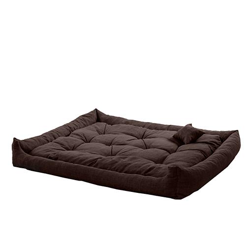 Luxury Soft Dog Bed Cushion Pet Cat Warm Sofa Raised Extra