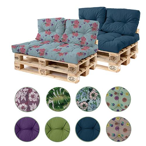 Ss19 Prints Pallet Sofa Cushions, Pallet Furniture Cushions Ireland