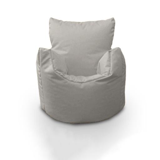 Silver Bean Bag Chair Children S Kids Waterproof Indoor
