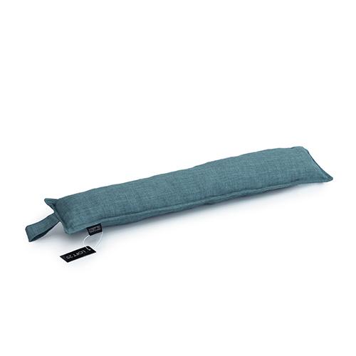 Linen Fabric Door Bottom Draught Excluder Cushion Draft