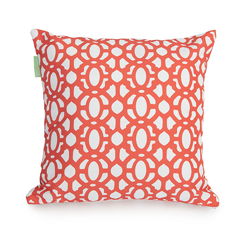 Designer Geometric Tile Prints Outdoor Cushion Cover Sets Garden Water Resistant