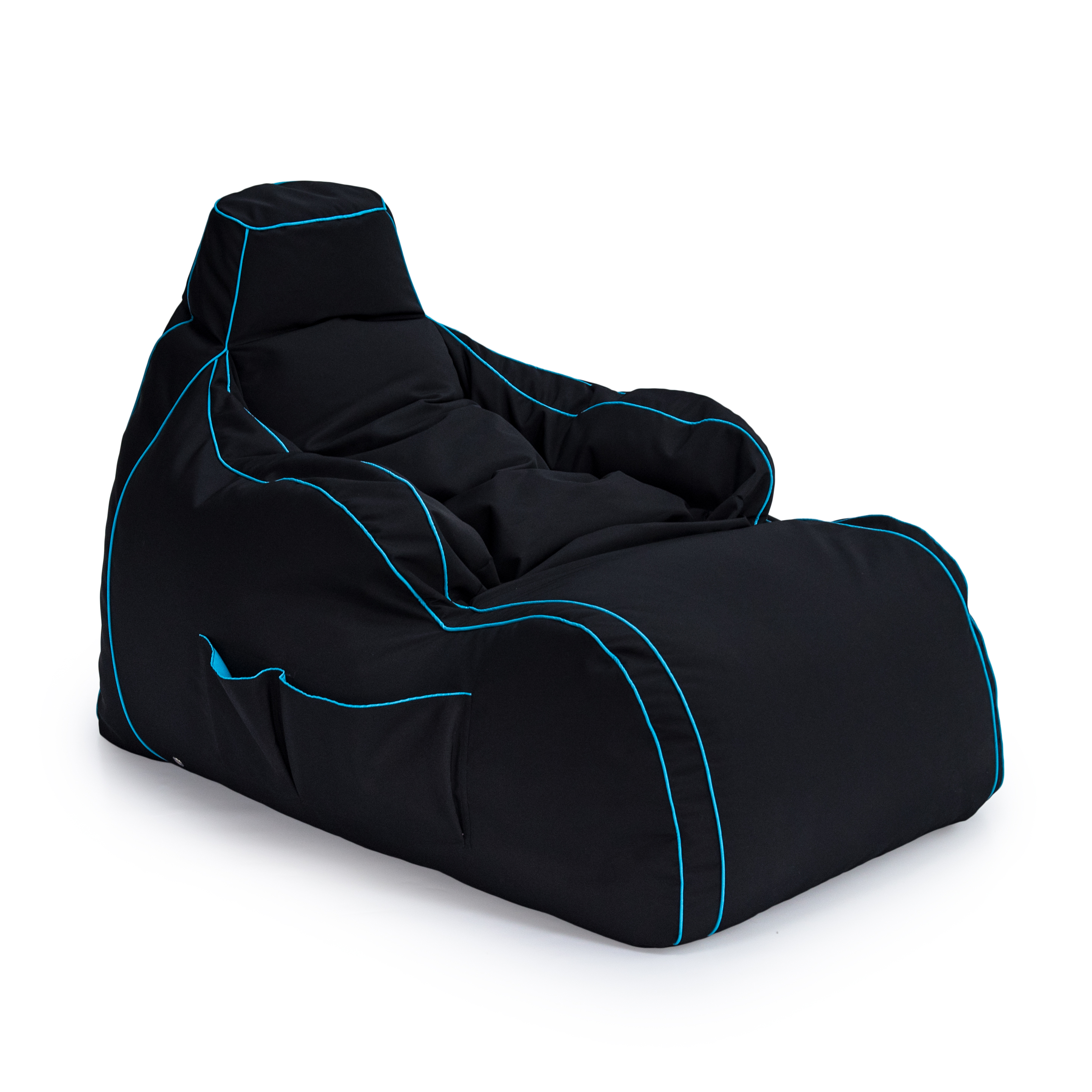 Excellent Details About Lich Blade Loft 25 Game Over Gaming Chair Bean Bag Lounger Xbox Ps4 Switch Spiritservingveterans Wood Chair Design Ideas Spiritservingveteransorg