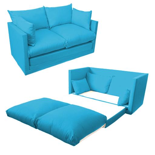 kids children u0026 39 s sofa foldout z bed boys girls seating seat