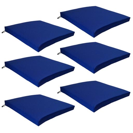 Bon Multipacks Outdoor Waterproof Chair Pads Cushions ONLY Garden
