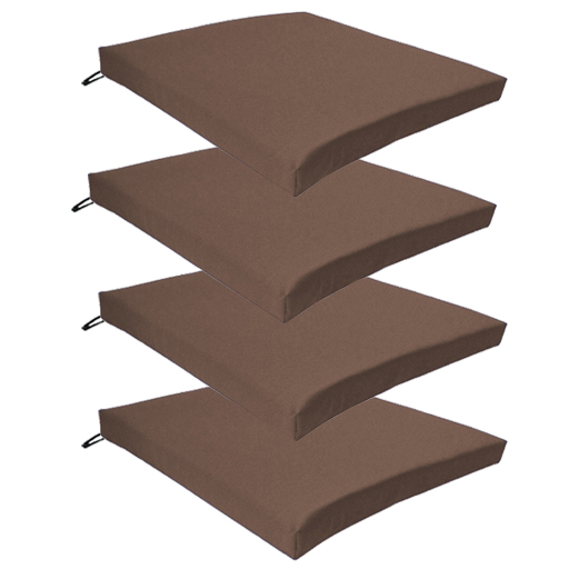 Excellent Multipacks Outdoor Waterproof Chair Pads Cushions Only Cjindustries Chair Design For Home Cjindustriesco