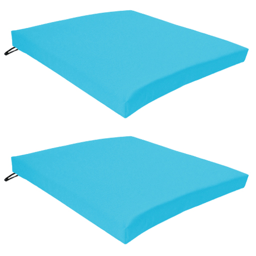 Multipacks Outdoor Waterproof Chair Pads Cushions Only