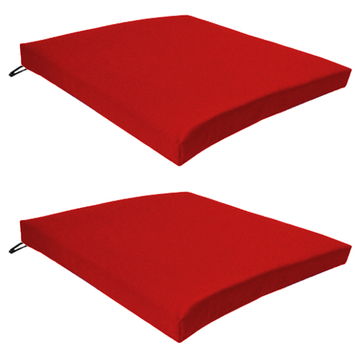 Red Outdoor Indoor Home Garden Chair Floor Seat