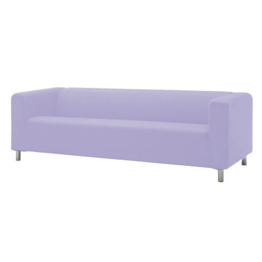 Lilac Cover Slipcover to fit IKEA KLIPPAN 2 or 4 Seater Sofa Settee ...