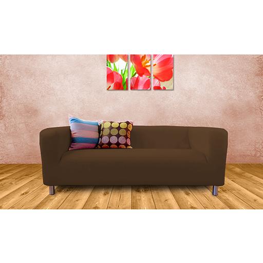 Custom Furniture Slipcovers: Custom Cover Slipcover To Fit IKEA KLIPPAN 2 Seater Sofa