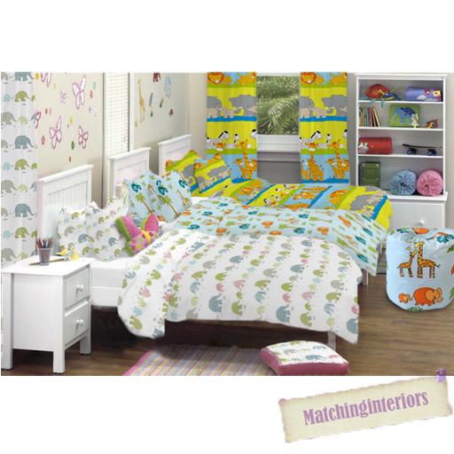 kinder stepp bettdecke abdeckungen oder vorh nge in einer auswahl mit 6 designs ebay. Black Bedroom Furniture Sets. Home Design Ideas
