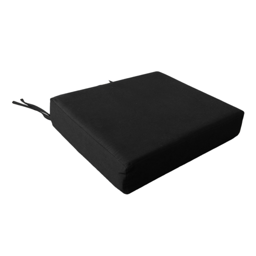 100 Cotton Cover Square Memory Foam Floor Seat Pad  : Wheelchair20Cushion20Black from www.ebay.co.uk size 512 x 512 jpeg 57kB