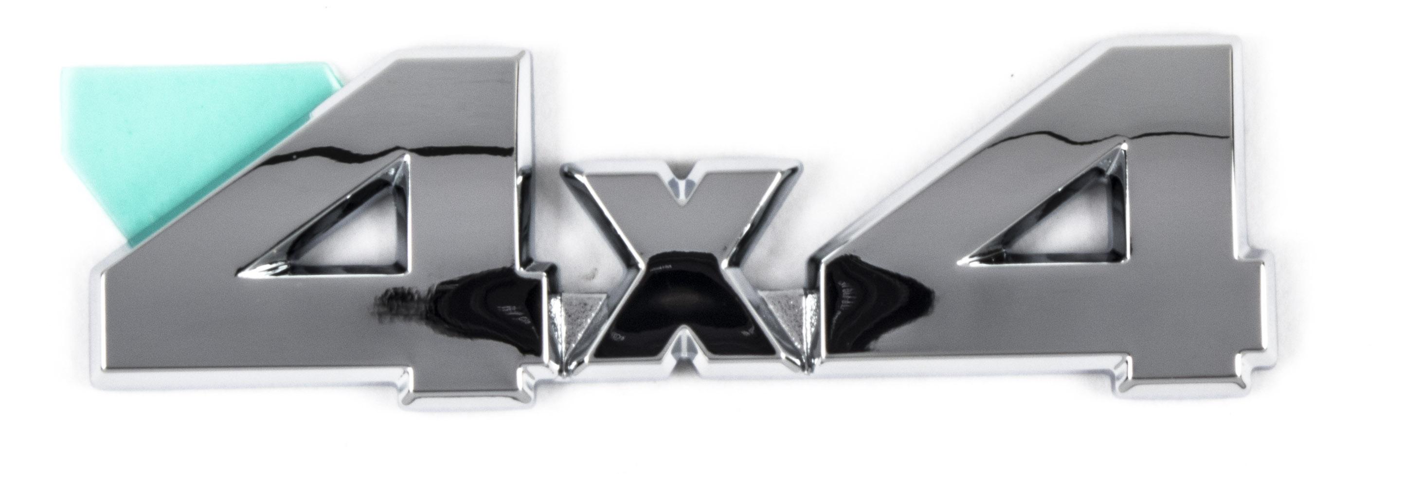 Details about genuine suzuki emblem 4x4 chrome ignis rg413 77860 80g00 0pg badge sticker logo