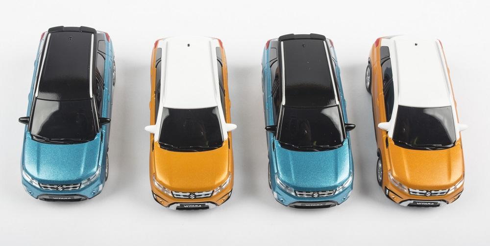 Details about Genuine Suzuki Vitara Model Car Pattern Vehicle Toy Set 99000 990K4 VTR