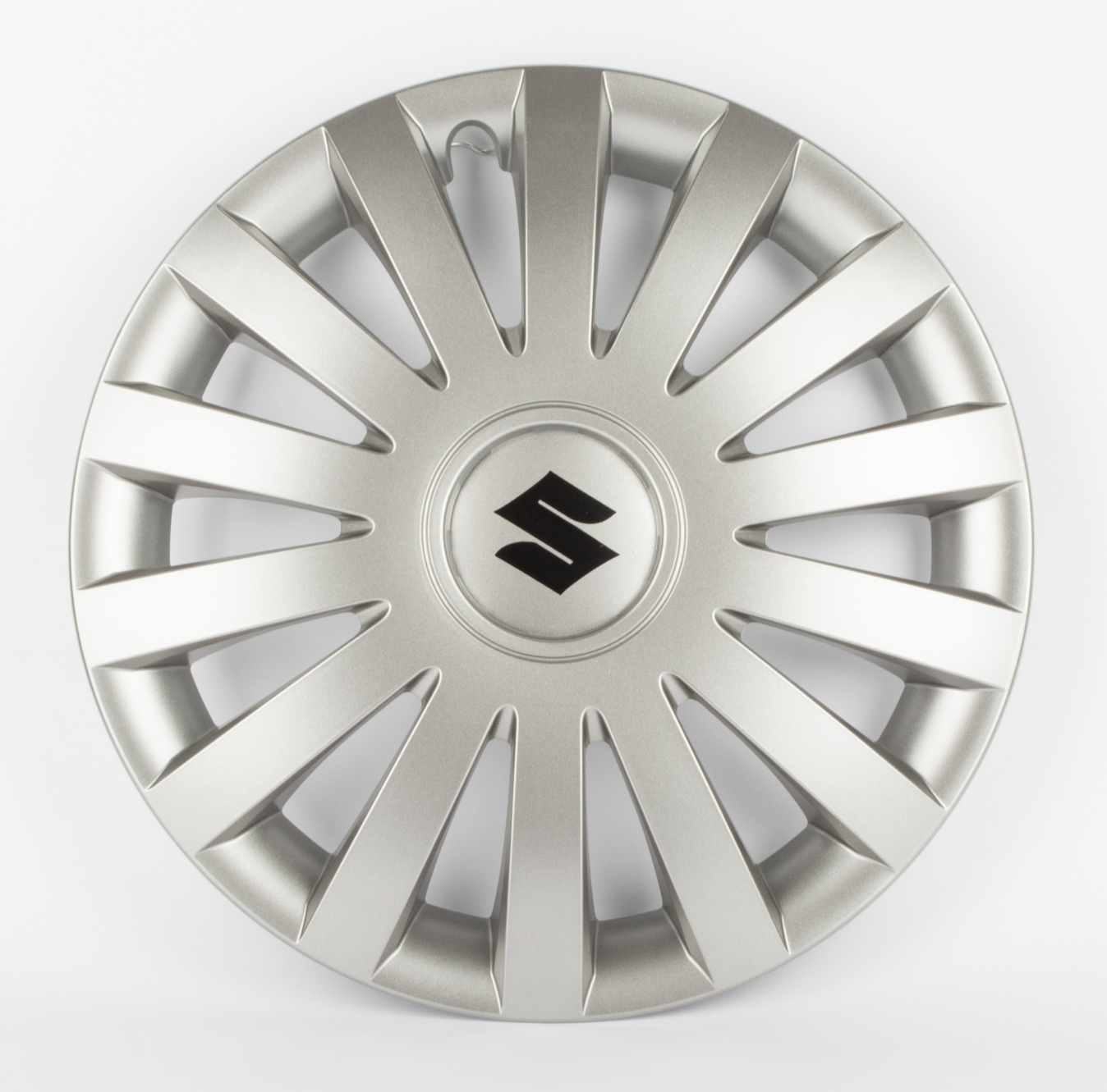"Suzuki Genuine Set Of 4 14/"" Wheel Trim Cover Hub Caps in Anthracite 990E0-86G36"
