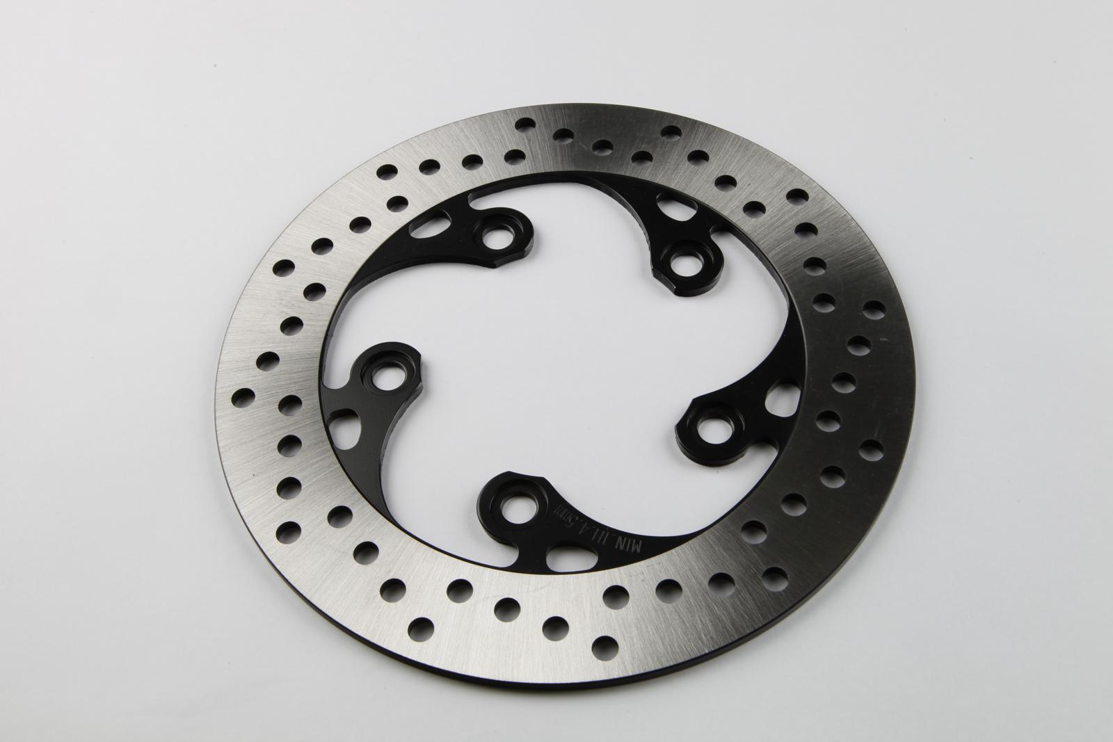 Threadlock 5x Suzuki Gsxr600 K6 K7 K8 K9 Black Titanium Rear Disc Rotor Bolts
