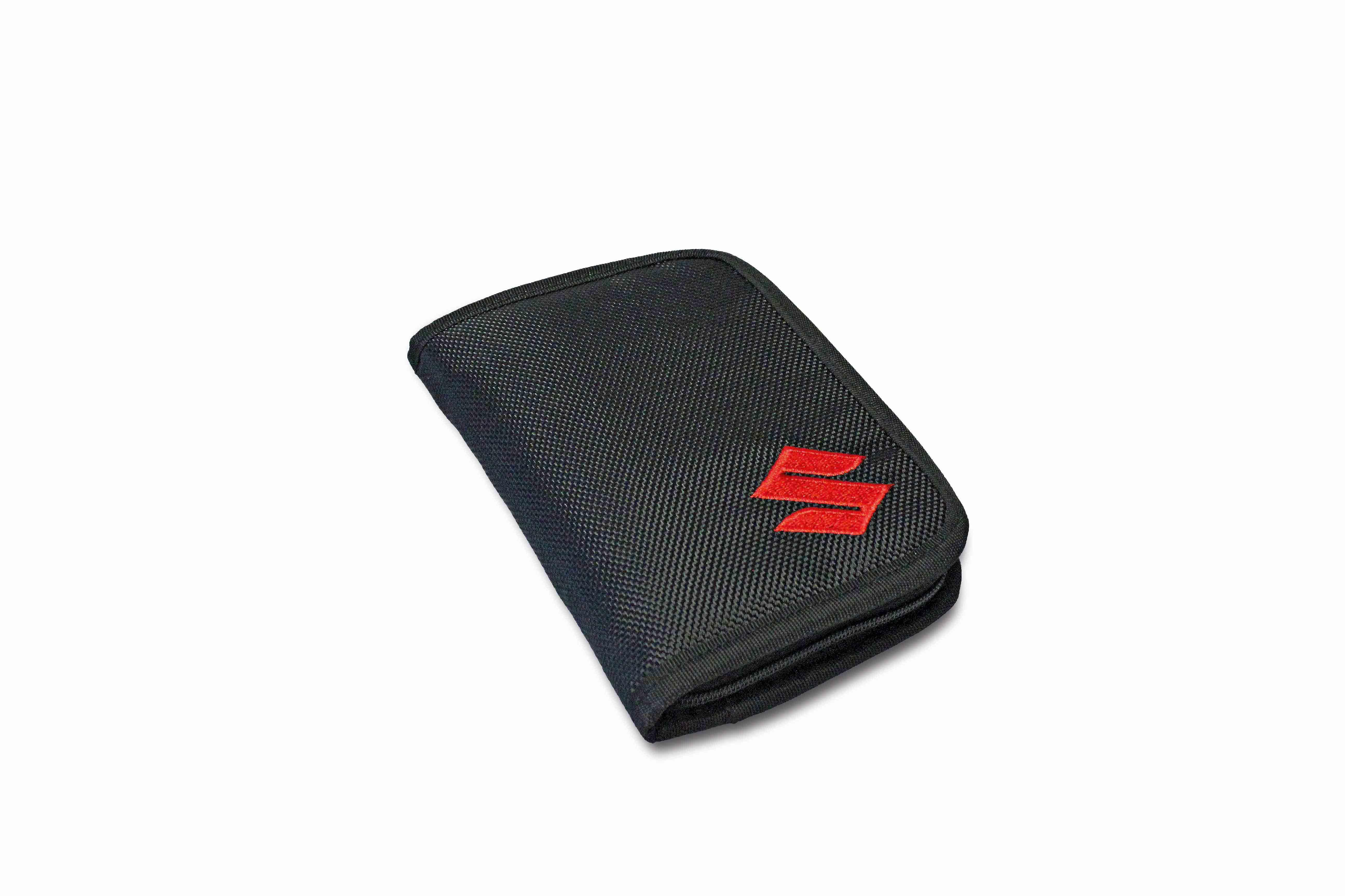 Genuine Suzuki Womens Mens Unisex Wallet / Credit Card Holder Full ...