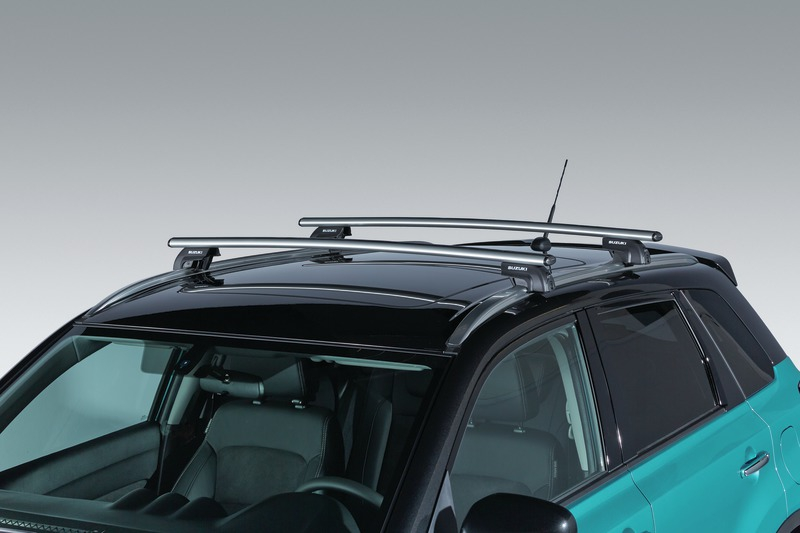 Suzuki Genuine Vitara S Multi Roof Rack Bar Rail Carrier