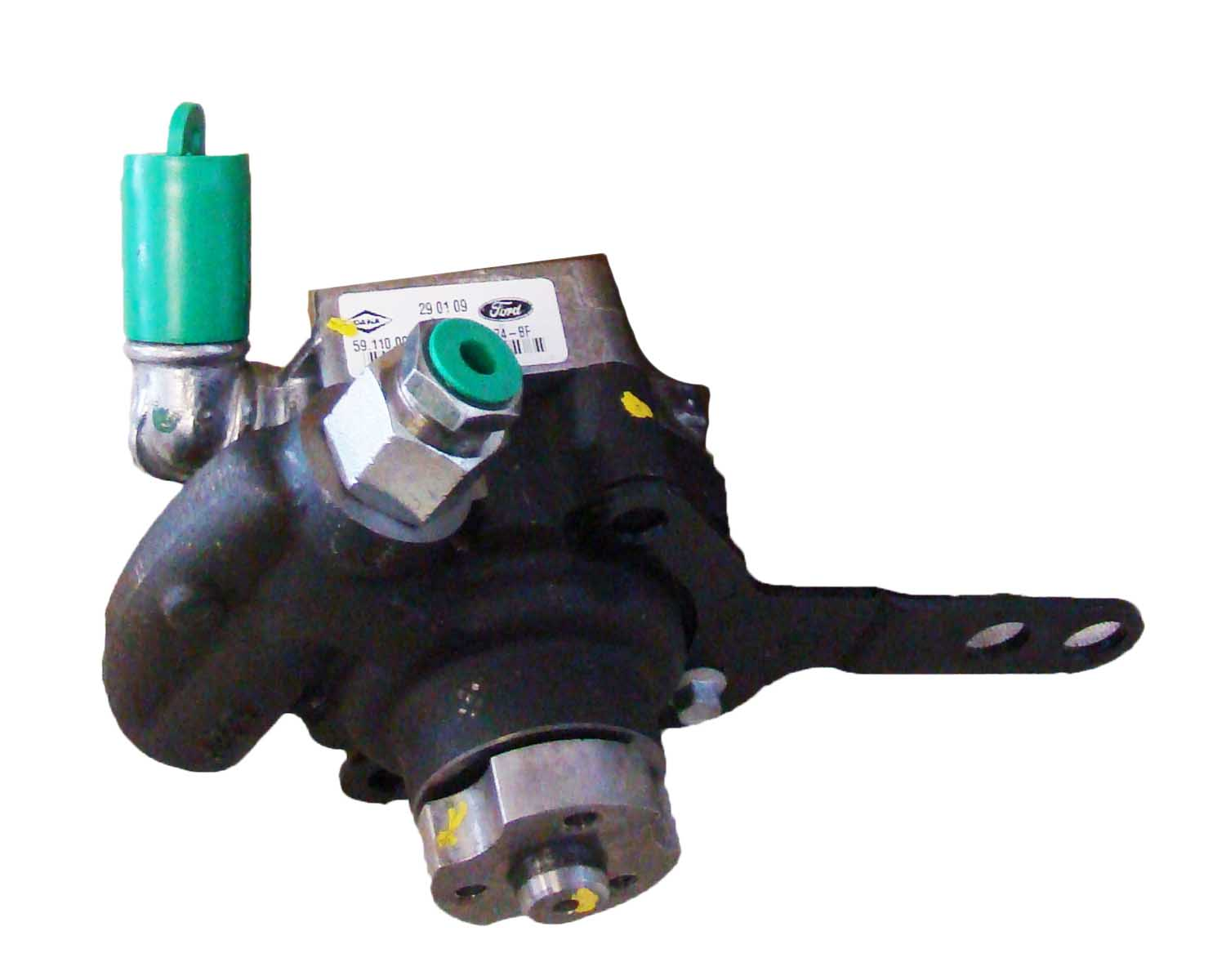 Ford escort power steering pump replace