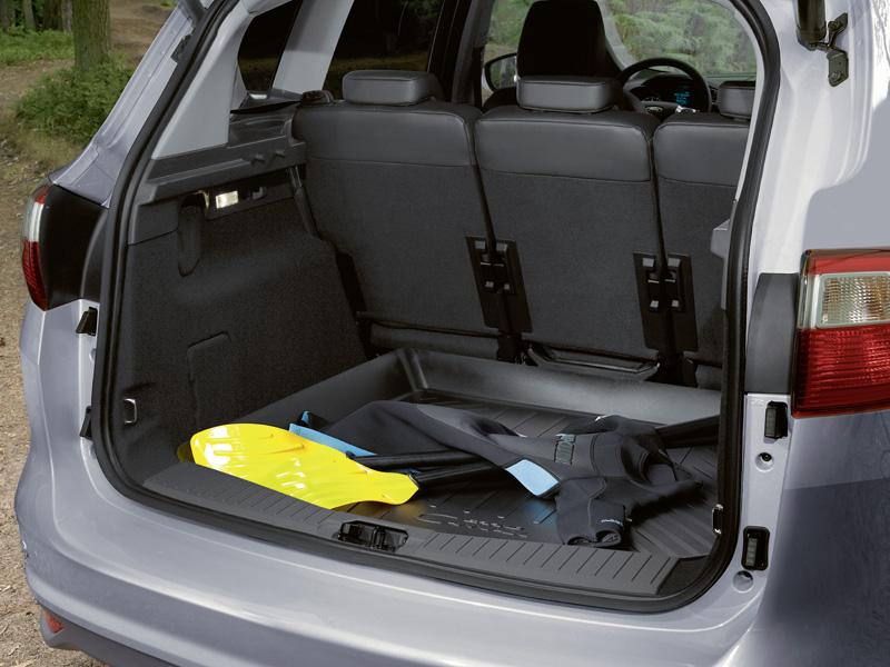 Genuine Ford C Max Luggage Compartment Anti Slip Mat