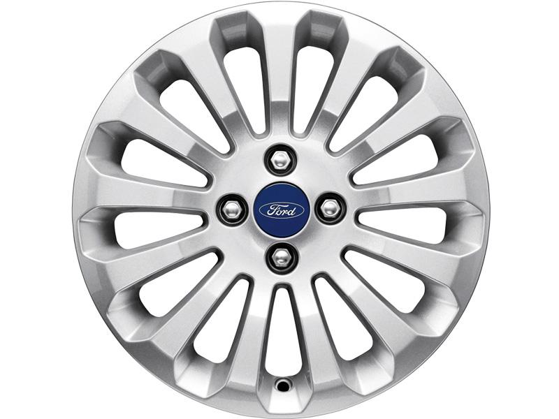 Sentinel Genuine Ford Ka Alloy Wheel   Spoke Design Silver