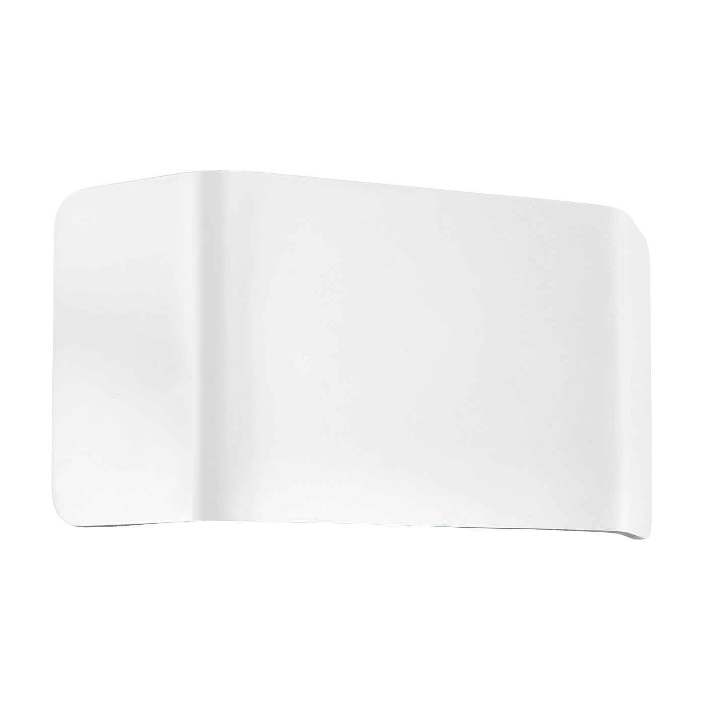 Endon Verona 1lt wall light 9W Matt white Thumbnail 1