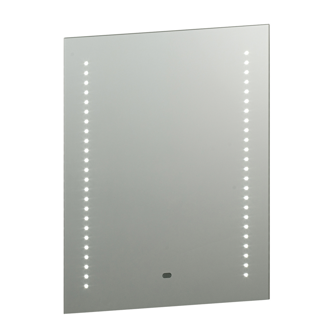 Endon Spegel LED shaver bathroom mirror IP44 4W sensor H: 600mm W: 500mm