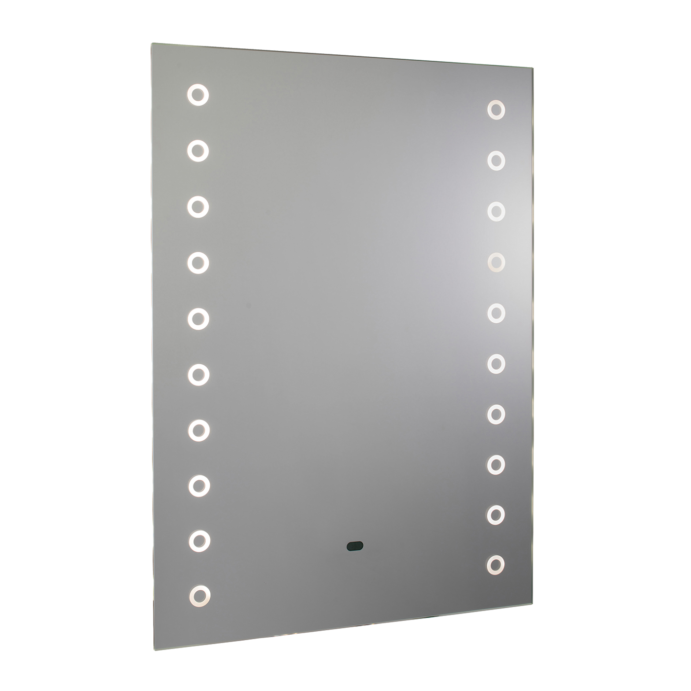 Endon Merle LED bathroom mirror IP44 10W sensor H: 700mm W: 500mm Thumbnail 1