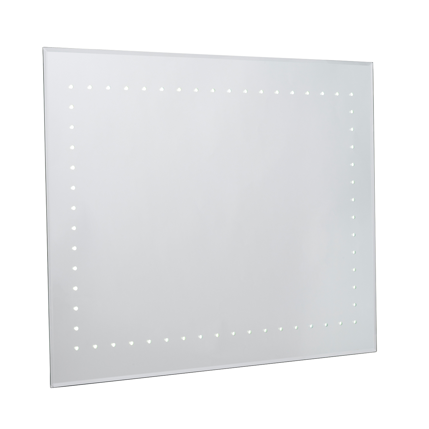 Endon Kalamos LED bathroom mirror IP44 6W demister sensor H: 670mm W: 800mm