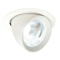 Saxby Form Indoor Recessed Tilt Light 20W LED Module (COB) Daylight White