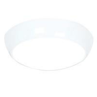 Saxby Vigor LED Indoor Flush Function Light IP44 16W LED (SMD 5630) Cool White