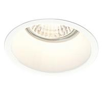 Saxby Peake Indoor Recessed Anti Glare Light White Peake 50W GU10 Reflector