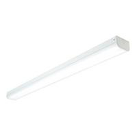 Saxby Linear Indoor Flush Batten Light Linear 5 ft 50W LED (SMD 2835) Cool White