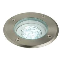 Saxby Maxi Outdoor Recessed Ground Light IP65 3W LED Module (SMD 3535)