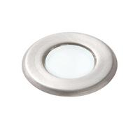 Saxby Cove Outdoor Recessed Guide Light IP67 0.3W LED (SMD 3528) Daylight White