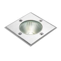 Saxby Ayoka Outdoor Recessed Ground Light IP67 10W LED (DOB) Daylight White
