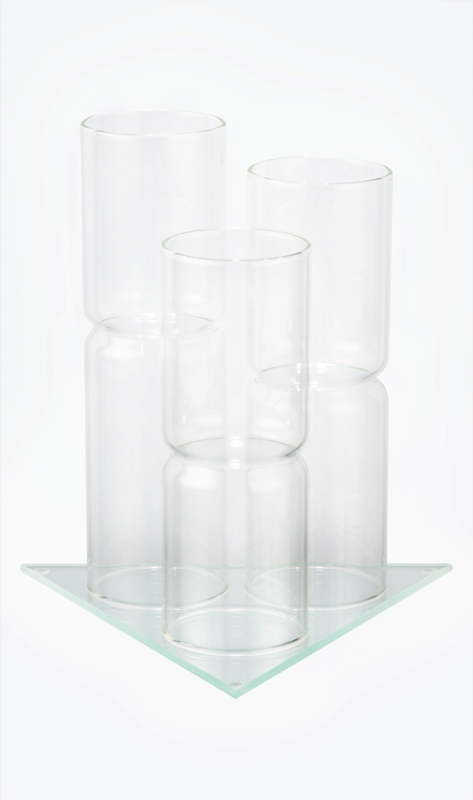 VitaJuwel Vial glass stand only holds up to 3 vials Thumbnail 2