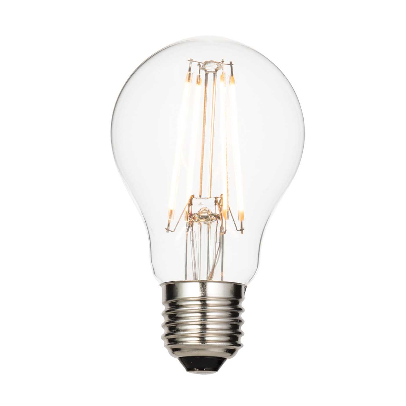 saxby e27 led light bulb filament gls 6 2w warm white 2700k liminaires. Black Bedroom Furniture Sets. Home Design Ideas
