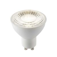 Saxby GU10 LED light bulb SMD dimmable 6W cool white 4000K