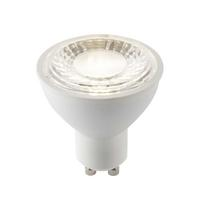 Saxby GU10 LED light bulb SMD dimmable 7W cool white 4000K