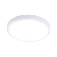 Saxby Cobra XS Bathroom Flush Function 300 mm Round IP44 15W LED 2835 Cool White