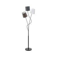 Eglo Maronda E14 3X40W Floor Lamp Steel Black IP20 220-240V 50/60Hz