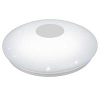 Eglo Voltago 2 LED 30W Wall Lamp Steel White IP20 220-240V 50/60Hz Wall Light