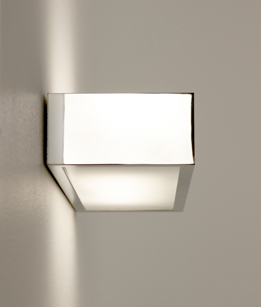 ASTRO TALLIN 300 0531 Bathroom wall light 1 x 18W 2G11 IP44 Polished chrome Thumbnail 3
