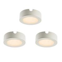 Saxby Hera Display Cabinet Decorative Light 3x2.5W LED (SMD 2835) Warm White