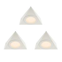 Saxby Nyx Display Cabinet Decorative Light 3x2.5W LED (SMD 2835) Warm White