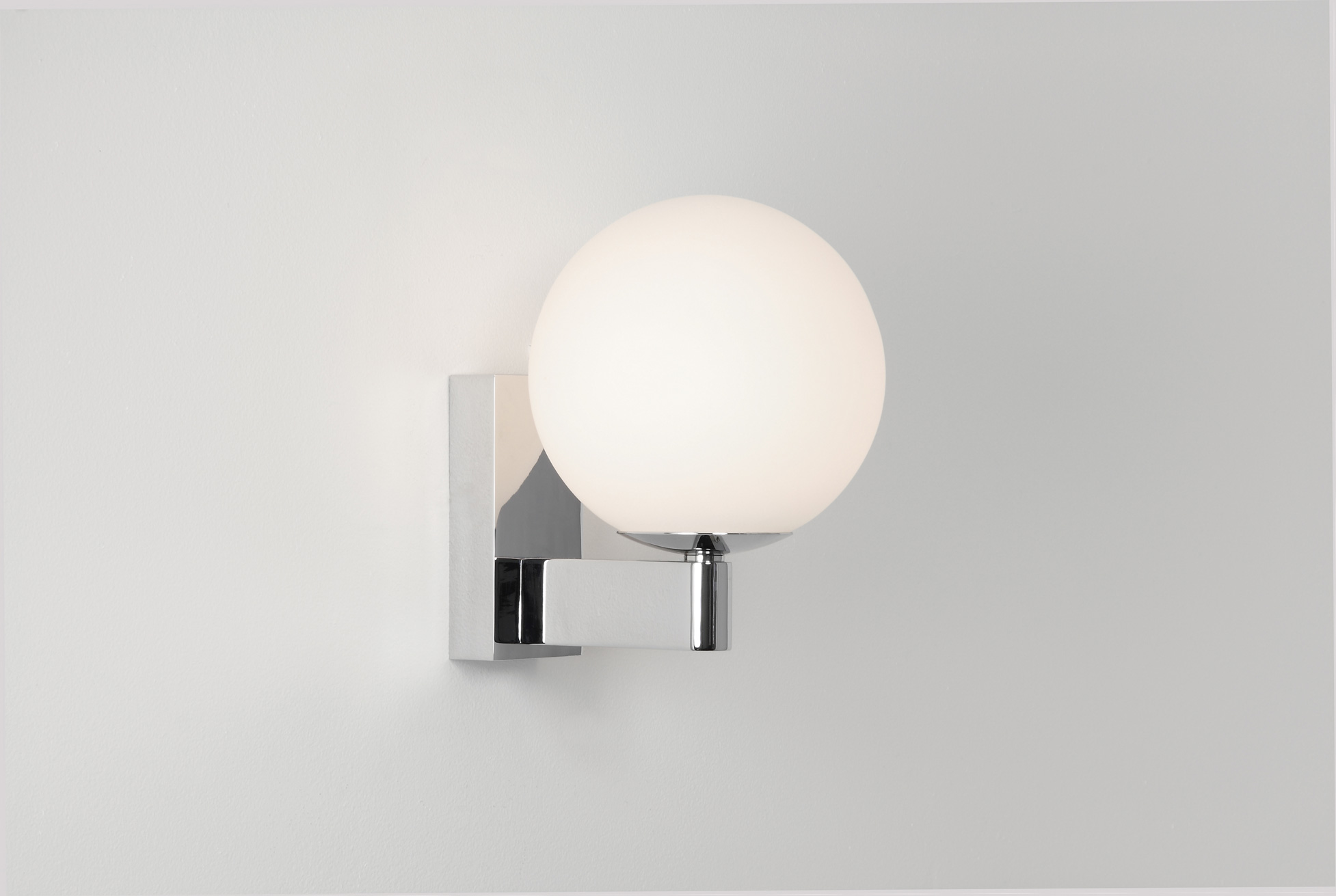 Fantastic Details About Astro Sagara 0774 Globe Bathroom Wall Light 1 X 40W G9 Ip44 Polished Chrome Home Interior And Landscaping Fragforummapetitesourisinfo