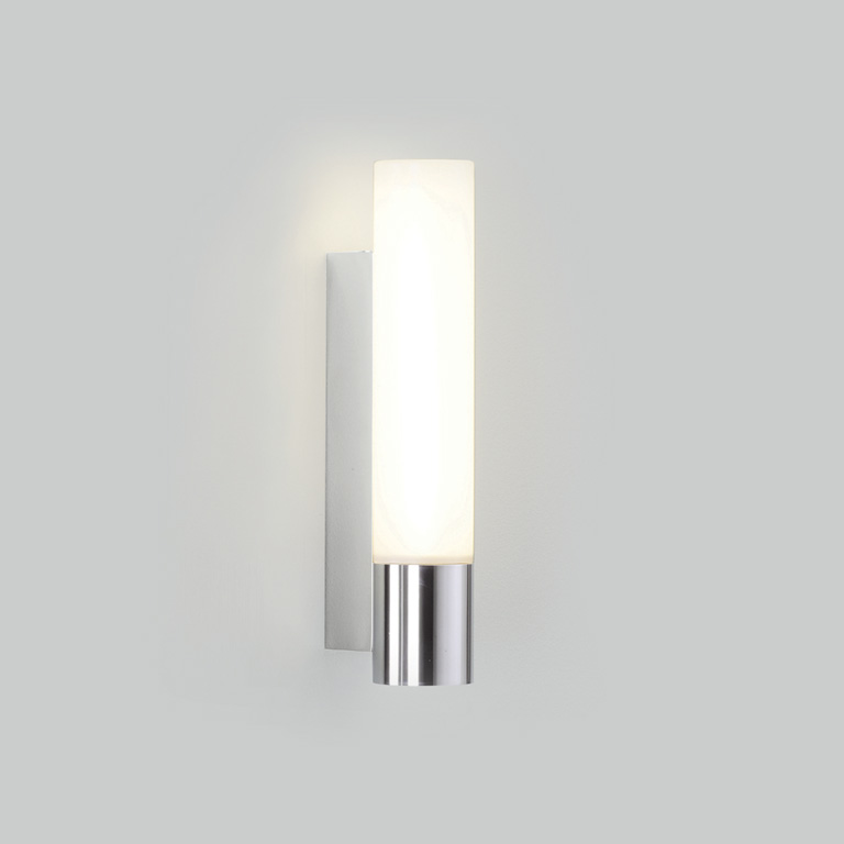 ASTRO Kyoto 260 0386 bathroom wall light 1 x 11W 2G7 lamp IP44 polished chrome Thumbnail 1