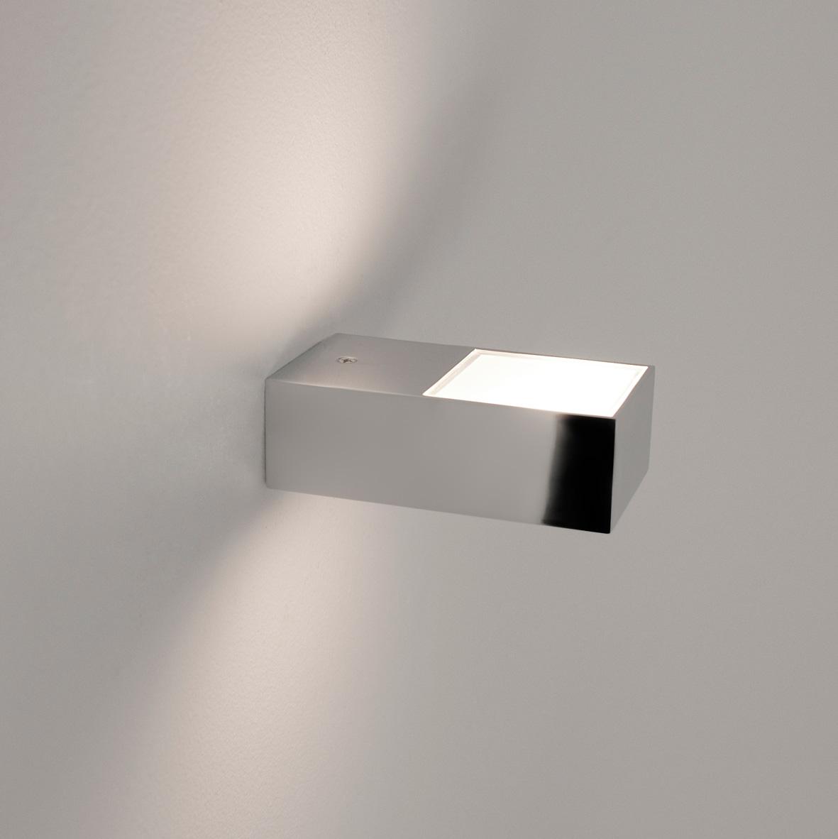 Astro Kappa 0672 Rectangular Bathroom Wall Light 1 X 25w